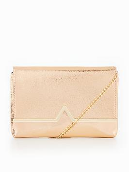 v-by-very-v-bar-metallic-clutch-bag-gold