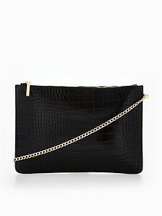 v-by-very-faux-croc-clutch-bag-black