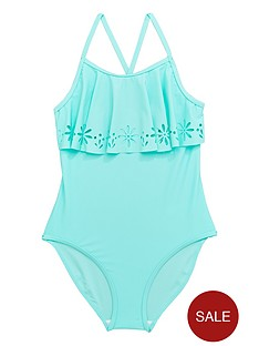 v-by-very-girls-laser-cut-frill-swimsuit-blue