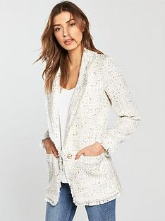 v-by-very-premium-longline-boucle-jacket