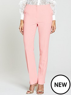 v-by-very-curved-hem-trouser-pink