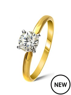 love-diamond-18-carat-yellow-gold-certified-1-carat-diamond-solitaire-ring