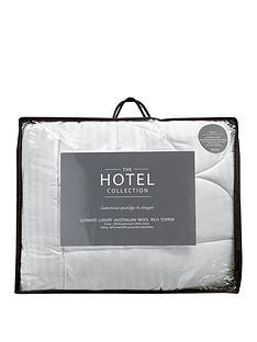 hotel-collection-ultimate-luxury-australian-wool-rich-7cm-mattress-topper