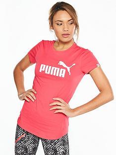 puma-essentials-no1-tee-coralnbsp