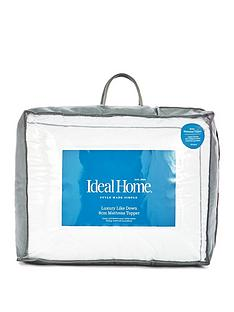 ideal-home-luxury-like-down-8-cm-mattress-topper