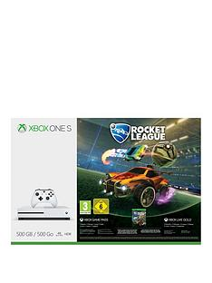 xbox-one-s-500gbnbspconsole-withnbsprocket-league-amp-3-months-xboxnbsplive-gold
