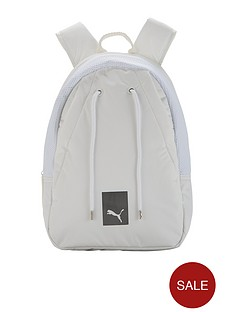 puma-prime-small-backpack-white
