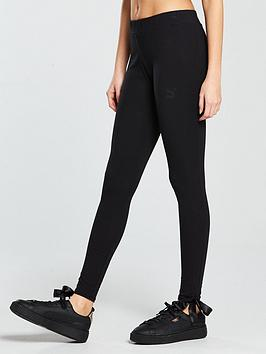 Black Legging Bow Archive Puma  Pay With Paypal For Sale Buy Online New MHrst4Z7