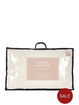 everyday-collection-super-soft-teddy-fleece-pillows-pair