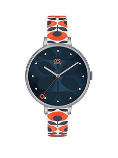 orla-kiely-stem-print-dial-and-patterned-leather-strap-watch
