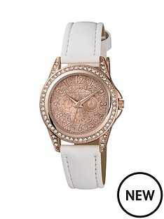 tikkers-tikkers-rose-gold-white-strap-kids-watch