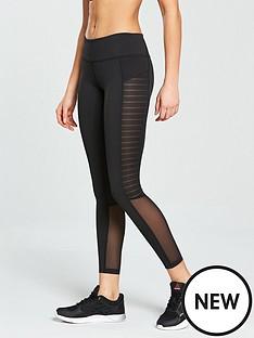 reebok-mesh-tights-blacknbsp