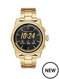 michael-kors-mkt5026-access-graysonnbspgold-tone-mens-smartwatch