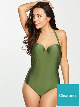 dd0ff65c0d V by Very Shapewear Underwired Swimsuit