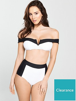 v-by-very-shapewear-off-the-shoulder-v-insert-bikini-set