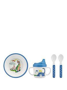 cath-kidston-cath-kidston-melamine-nursery-feeding-set-dino