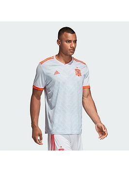 Replica Shirt Spain adidas 2018 Away Clearance Amazing Price Authentic For Sale Sunshine Classic n3DEH7g