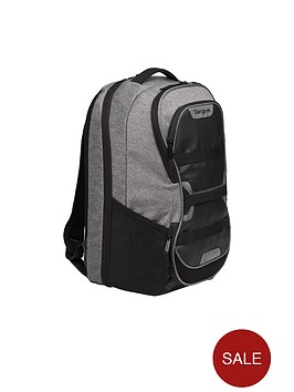 targus-targus-work-play-fitness-156quot-laptop-backpack-grey