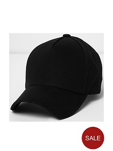 river-island-nibbled-baseball-cap
