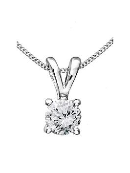 love-diamond-9-carat-white-gold-33-point-diamond-solitaire-necklace