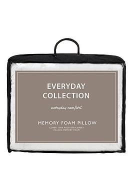 everyday-collection-memory-foam-pillow