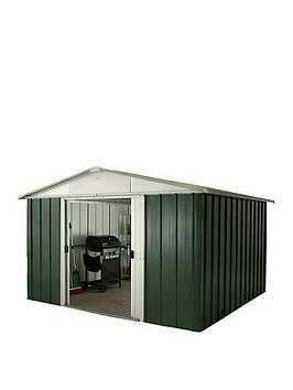 yardmaster-yardmaster-10-x-10-ft-apex-metal-roof-shed-with-floor-frame