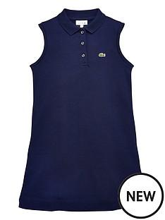 lacoste-girls-sleeveless-pique-polo-dress