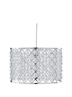 sydney-beaded-easy-fit-pendant-lightshade