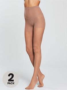 pretty-polly-3-pack-15-denier-curve-ladder-resist-tights-sherry