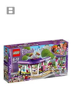 lego-friends-41336nbspemmas-art-cafeacute