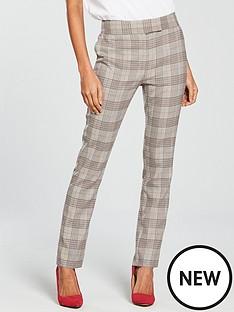 v-by-very-check-cigarette-trouser