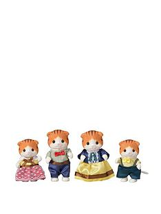 sylvanian-families-maple-cat-family
