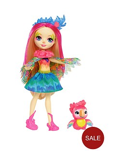 enchantimals-peeki-parrot-doll