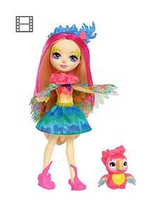 enchantimals-peeki-parrot-doll