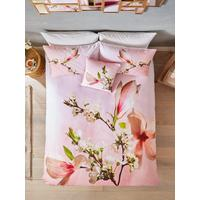 8af16f0d7 Ted Baker Harmony 100% Cotton Sateen 220 Thread Count Duvet Cover ...