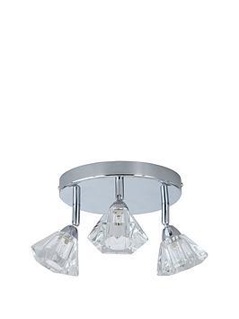 diamond-3-light-spot-ceiling-light