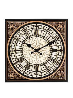 smart-solar-little-ben-outdoor-wall-clock