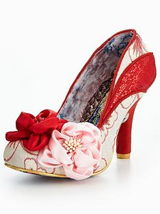 irregular-choice-peach-melba-flower-court