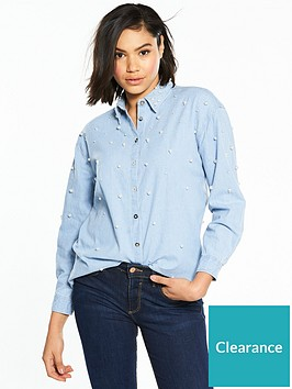 river-island-river-island-pearl-denim-shirt--denim-blue
