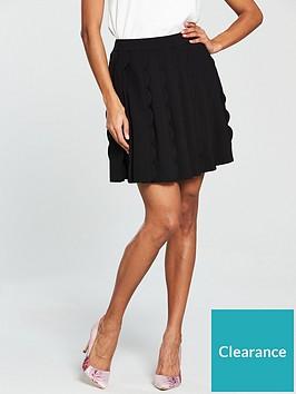 28d2607125 Ted Baker Poppay Scallop Mini Skirt | littlewoodsireland.ie