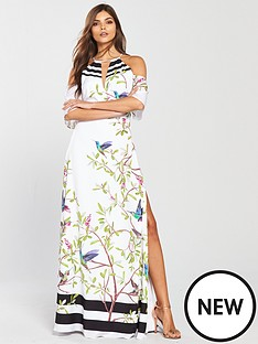 ted-baker-ted-baker-yarpa-highgrove-cold-shoulder-maxi-dress