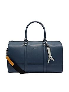 ted-baker-coloured-leather-holdall