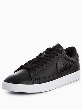 Black Blazer  Low Nike White Discount Latest Sale With Mastercard Discount Collections 2018 Newest Outlet Store Online FEF4y