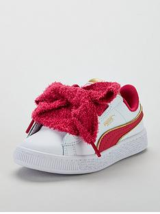 puma-puma-minions-basket-heart-fluffy-childrens-trainer