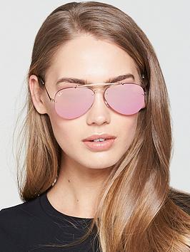 27bbb8ca5d Ray-Ban Highstreet Sunglasses - Pink