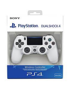 sony-playstation-4-glacier-white-dualshock-controller