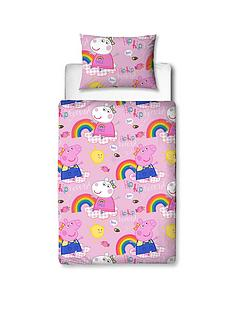 peppa-pig-peppa-pig-hooray-toddler-bed-duvet-amp-bedding-4-piece-set