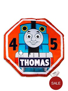 thomas-friends-thomas-amp-friends-patch-shaped-cushion