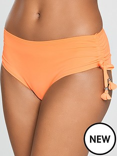 boux-avenue-romana-midi-bikini-brief-orange