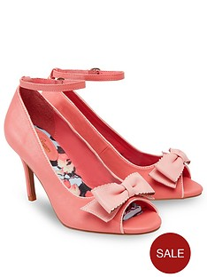 joe-browns-joe-browns-peep-toe-mid-heel-shoes-with-ankle-strap-and-bow